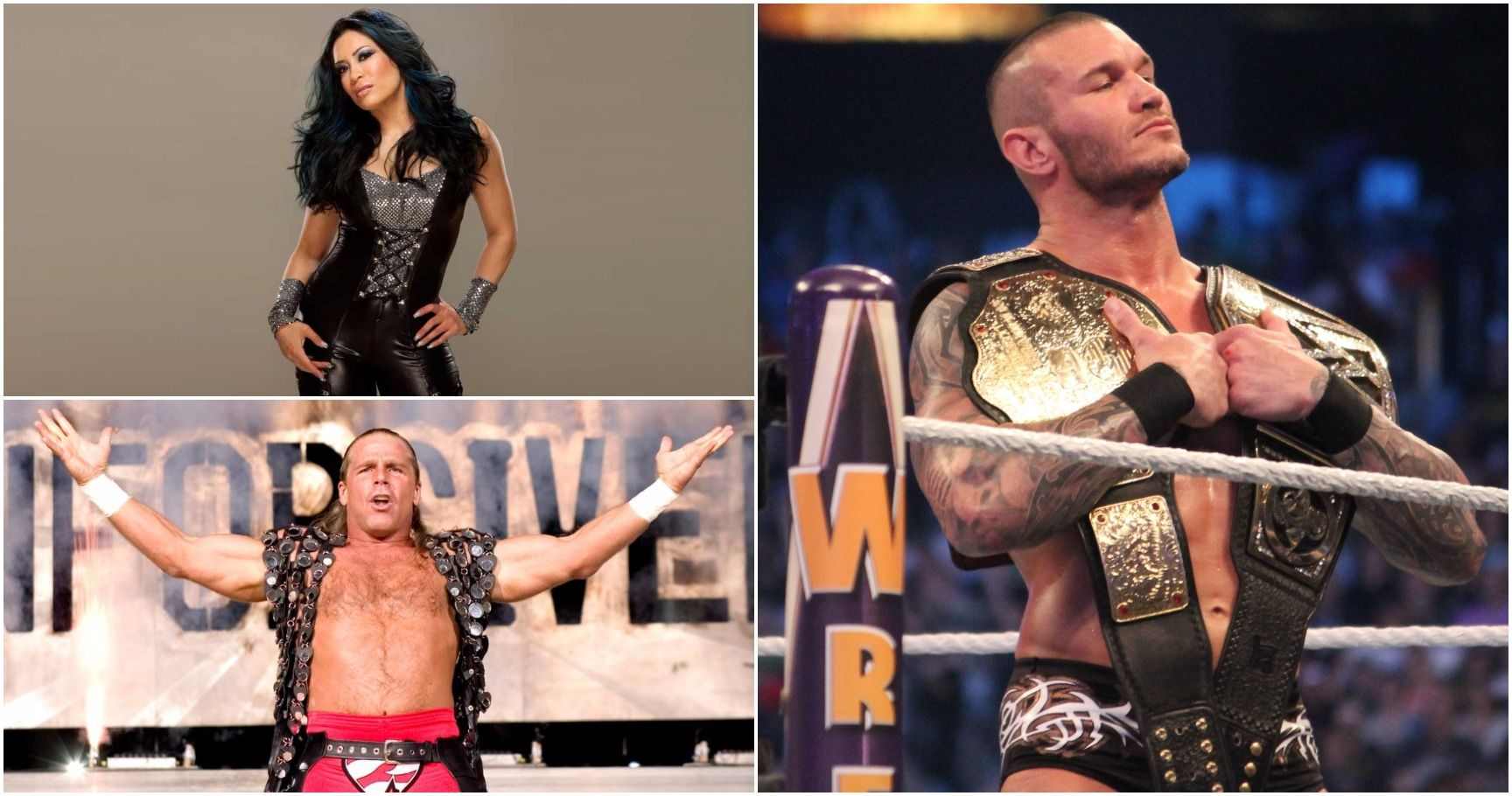 The 15 Worst WWE Locker Room Cancers Wrestling Has Ever Produced