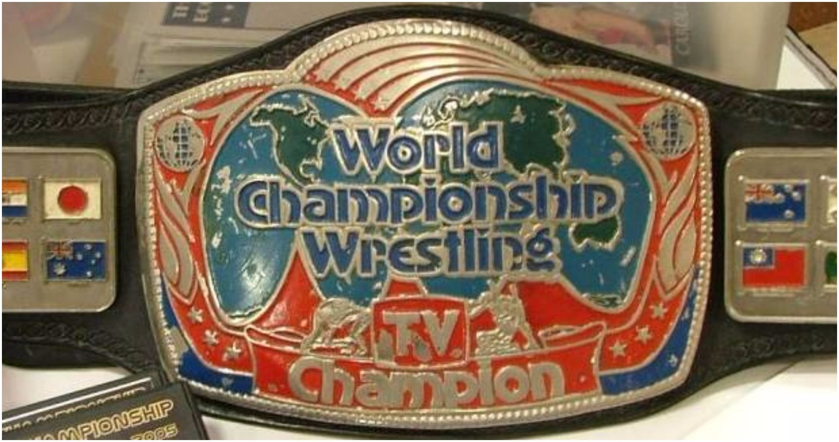 The 15 Most Useless Titles In Wrestling History