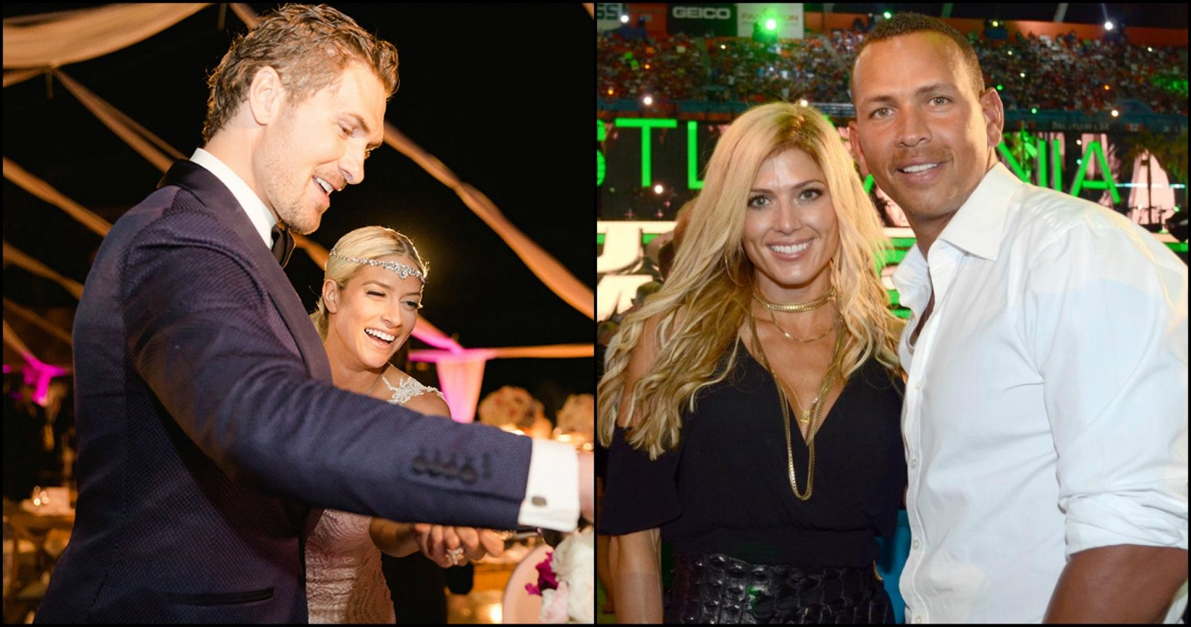 14 Celebs You Didn't Know Dated WWE Superstars