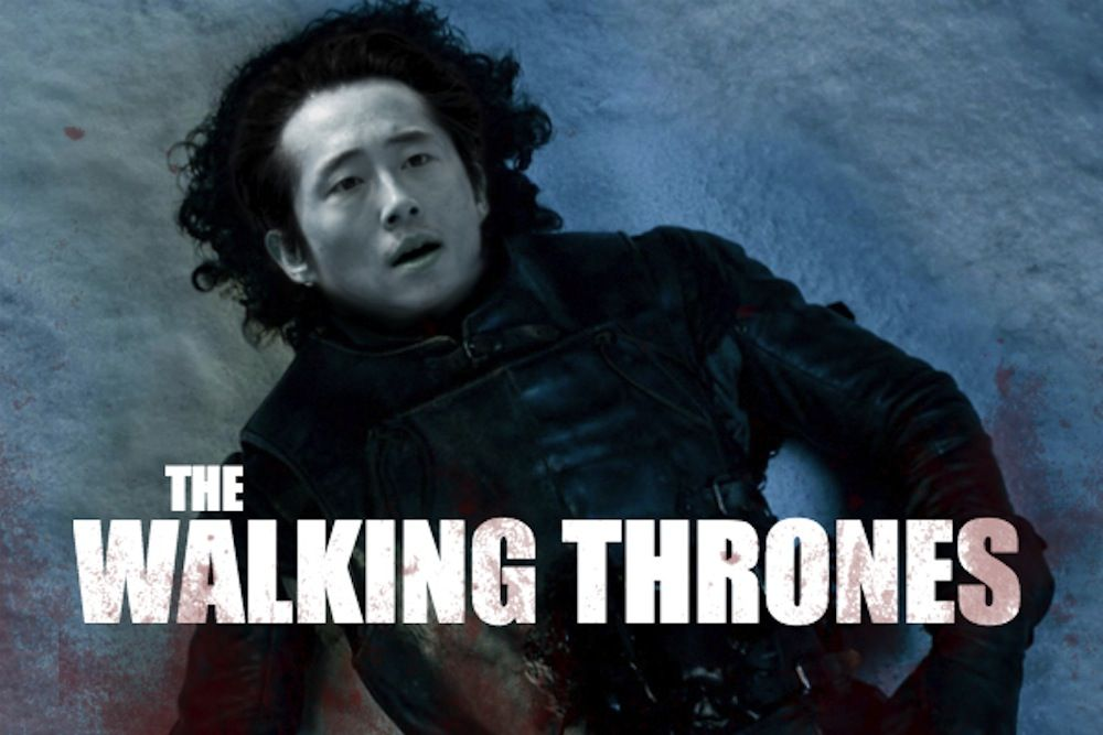 The walking dead vs game of thrones rating