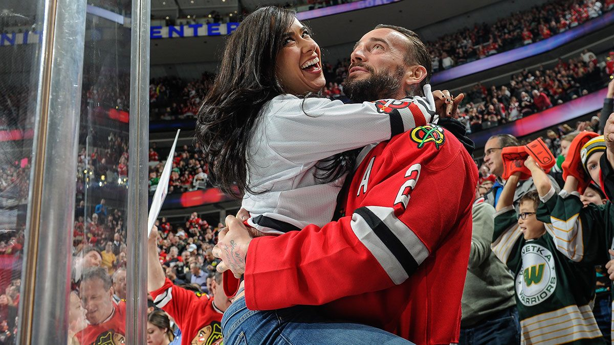 15 Things You Never Knew About CM Punk And AJ Lees Marriage