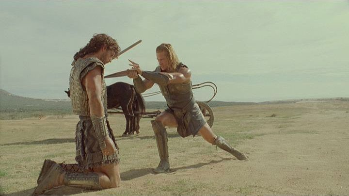 historical accuracy of troy the movie Achilles leads his myrmidons along with the rest of the greek army invading the historical city of the end of the film (the sack of troy) is not taken from the iliad, but rather from homer's odyssey as the ^ other criticism arose with the depiction of the movie missing key elements and characters that were.