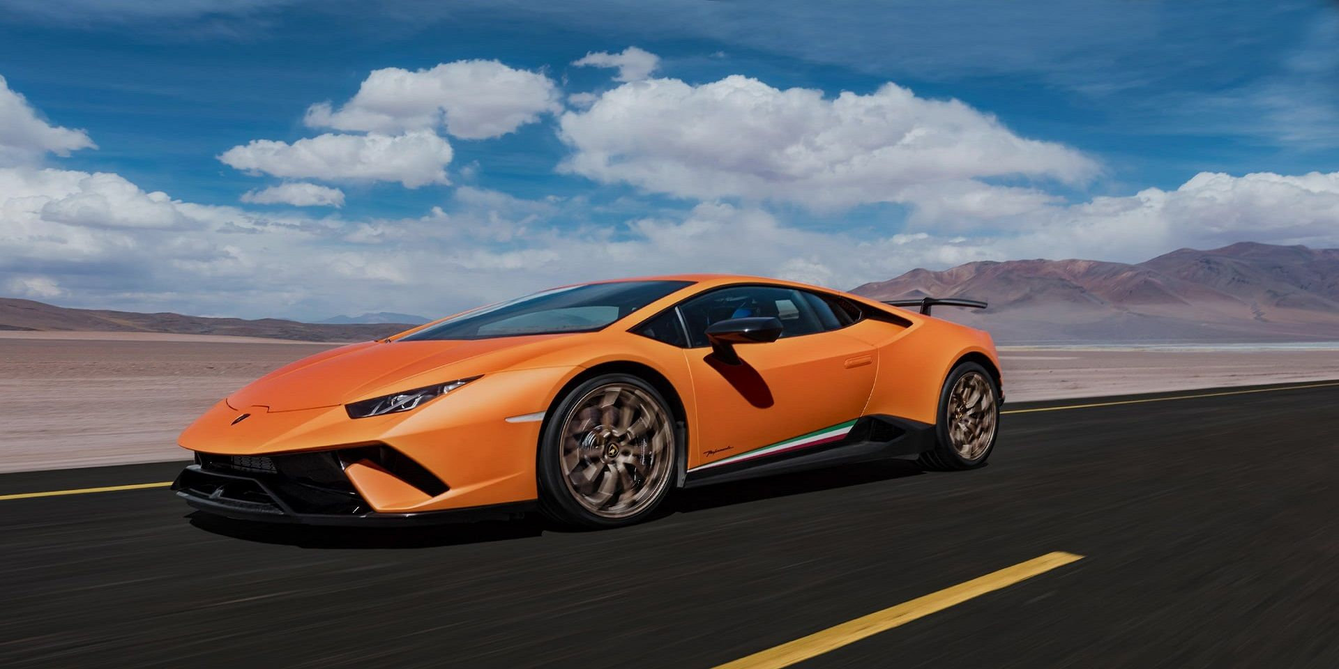 Lamborghini's Hot New Supercar The 2018 Huracan ...