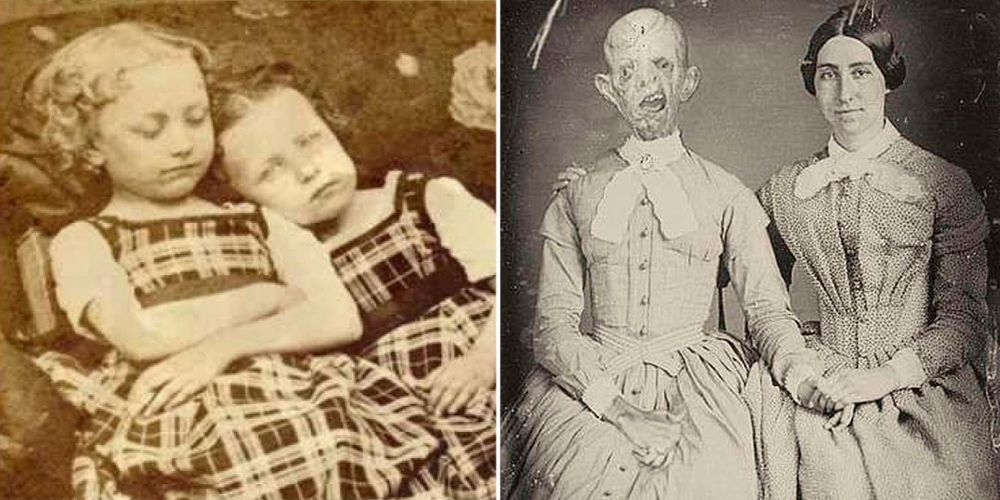 Real Or Fake 15 Victorian Death Photos Debunked Therichest