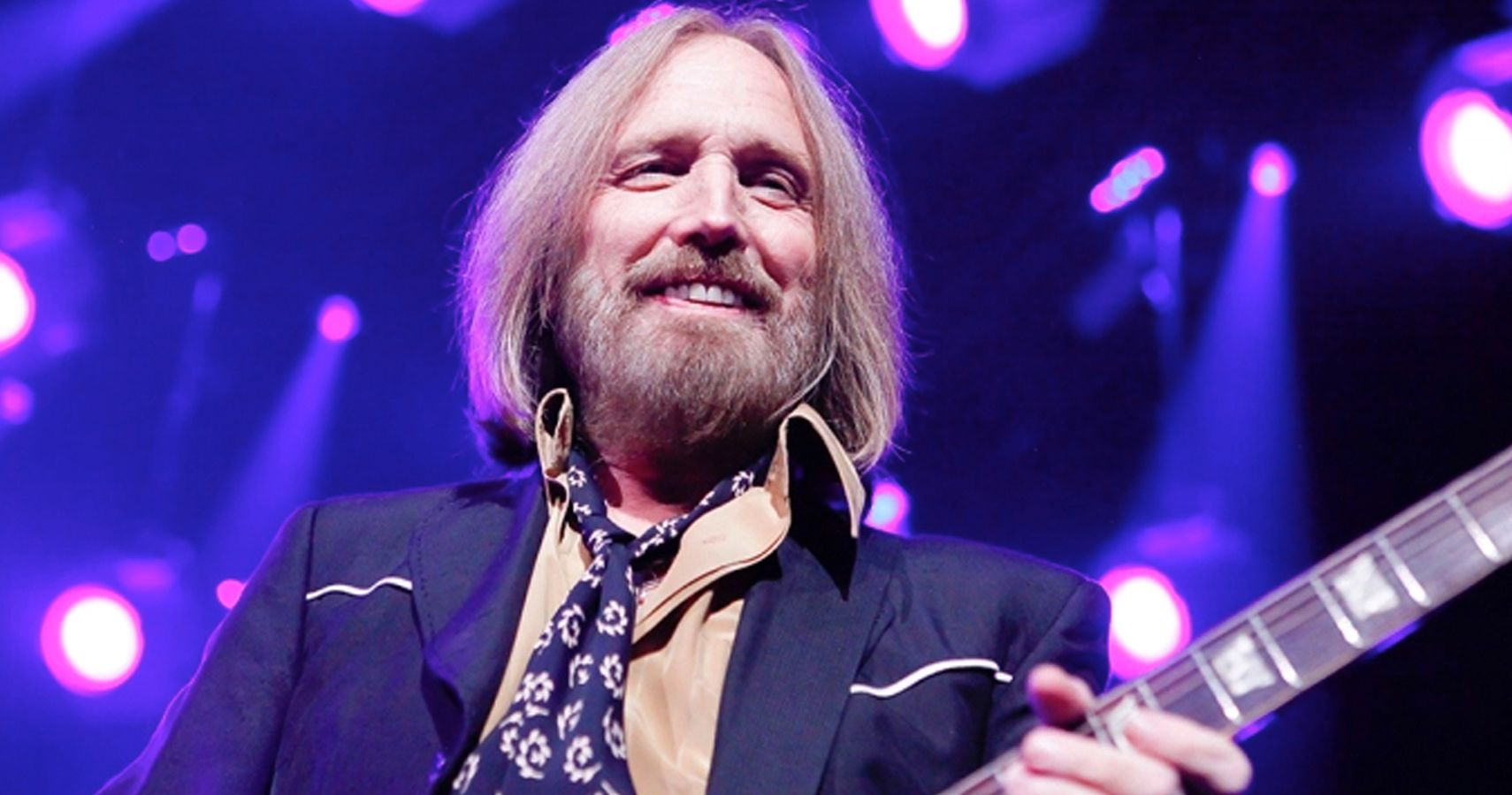 Tom Petty a singer songwriter and guitarist who melded California rock with a deep stubborn Southern heritage to produce a long string of durable hits