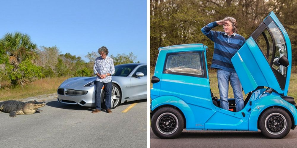 15 Favourite Cars Of Top Gear's James May   TheRichest