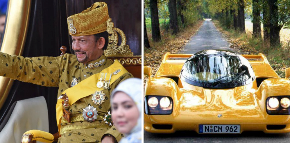 15 Things That The Sultan Of Brunei Has Spent His Fortune On