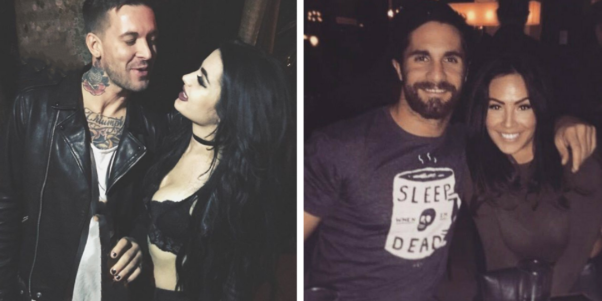 wwe superstars dating 2014