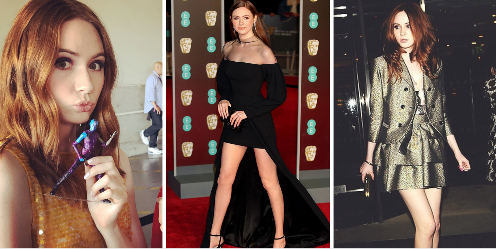 15 Reasons Why Karen Gillan Is Taking Over Hollywood Therichest