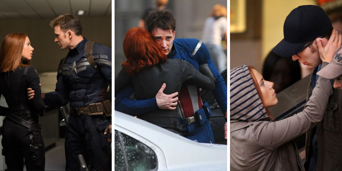 10 Things Fans Love About Black Widow And Captain America's