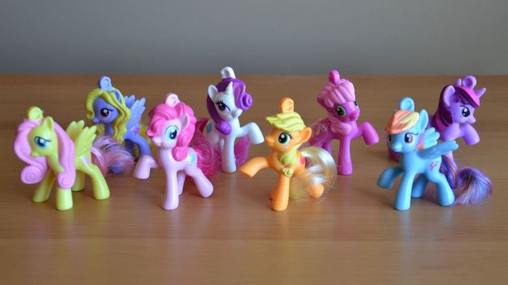 My Little Pony Was One Of The Countless Toy Lines Populating World In 1980s It Had Its Own Animated Series And Kids Especially Girls Loved To