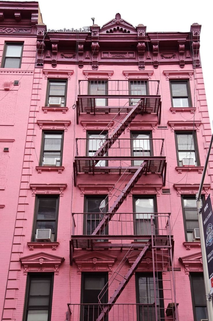 25 Buildings All Over The World That Are Pretty In Pink - Big World News