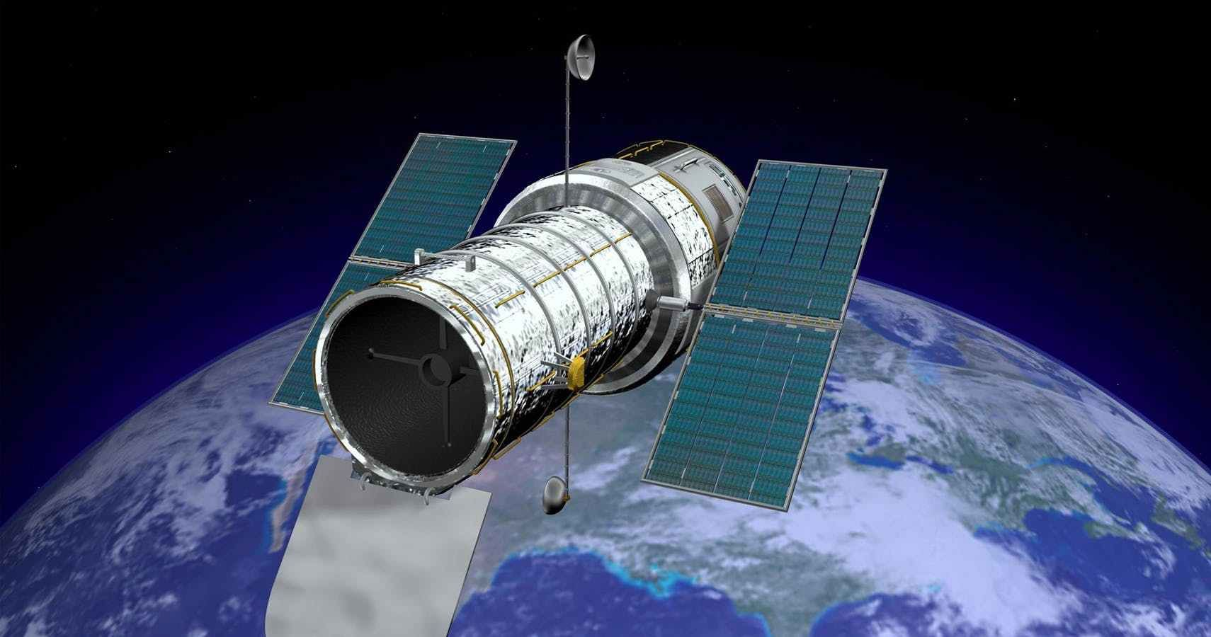 Hubble Telescope - How far it can see, location and size - BBC Science Focus Magazine