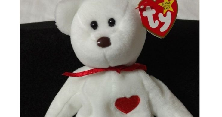 10 Incredibly Expensive Beanie Babies    That Might Be Lying