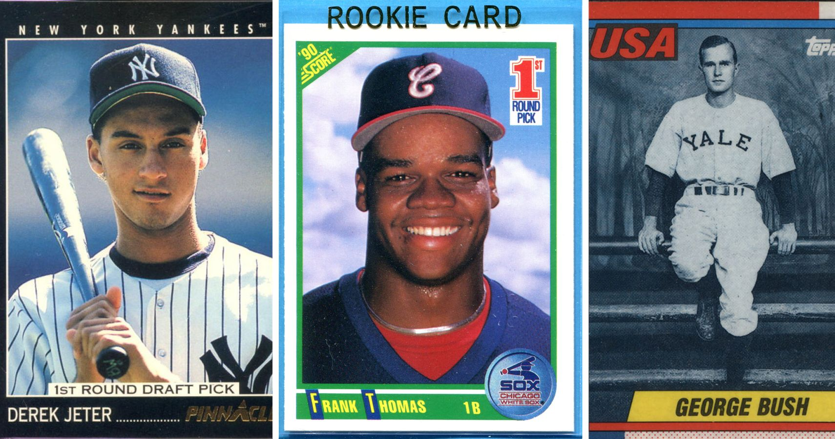The 10 Most Valuable 90s Baseball Cards That Might Be Lying In Your