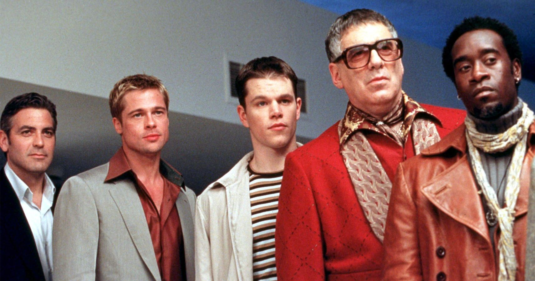 Cast Of Oceans 11: Wha...