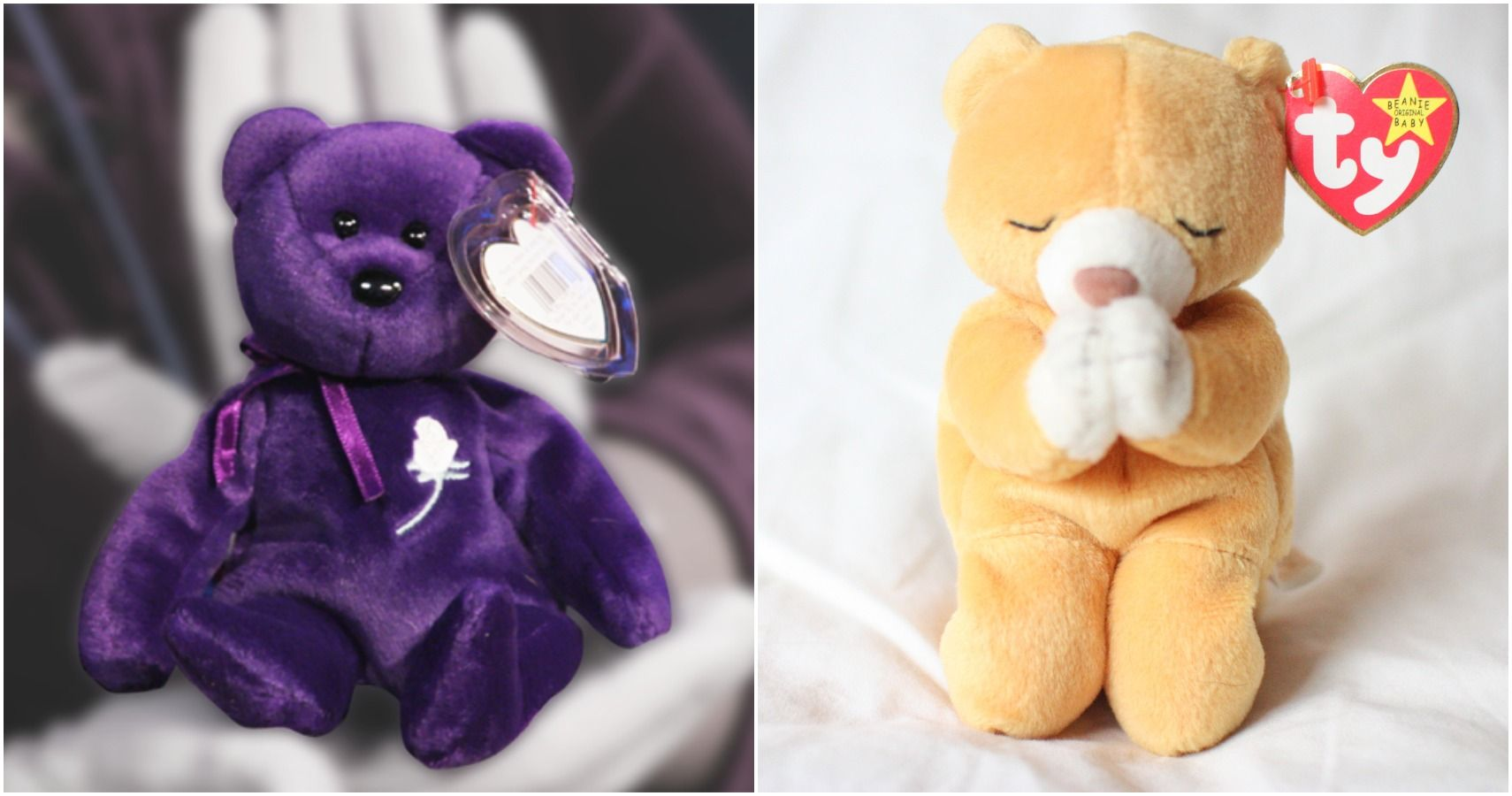 10 Beanie Babies That Seem Valuable But Are Worth Nothing
