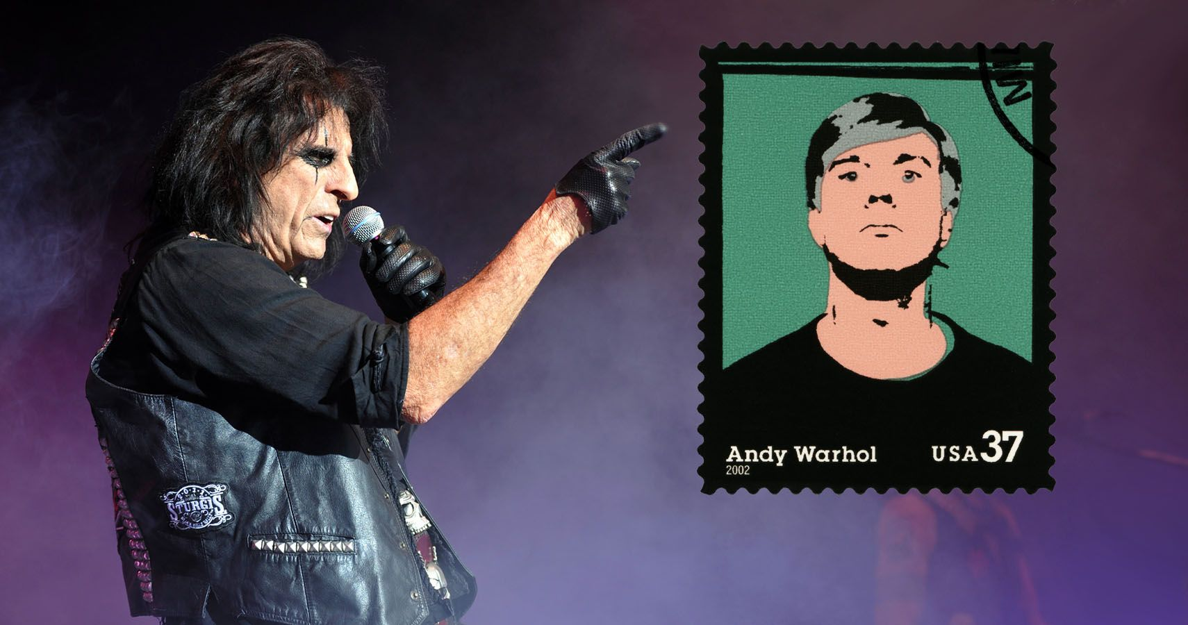 Alice Cooper To Auction Rare Andy Warhol Painting Through Arizona Gallery
