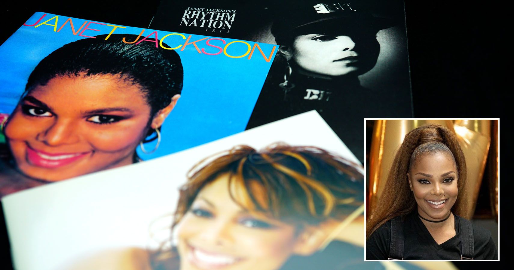 """Janet Jackson's """"Scream"""" & """"Rhythm Nation"""" Costumes Sell For Big Bucks At Auction"""