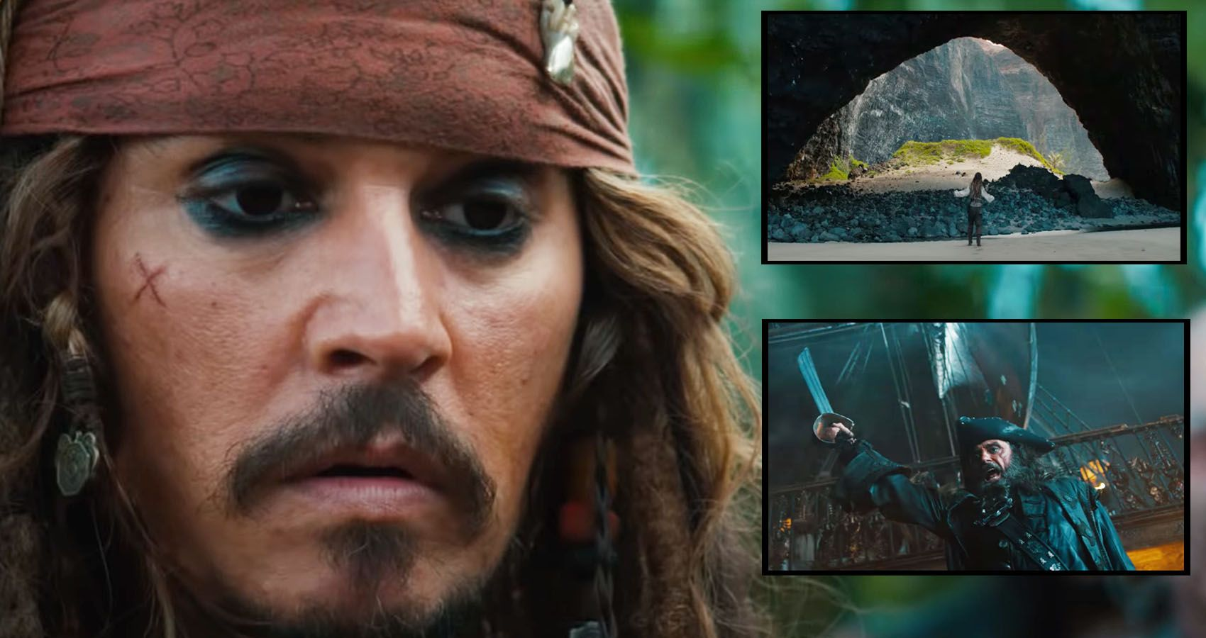 """The Most Expensive Movie Made: Pirates of the Caribbean """"On Stranger Tides"""""""