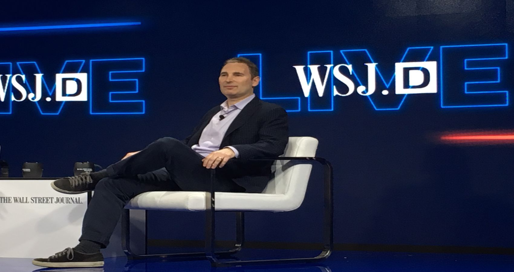 Meet Andy Jassy: The New CEO Of Amazon | TheRichest.com