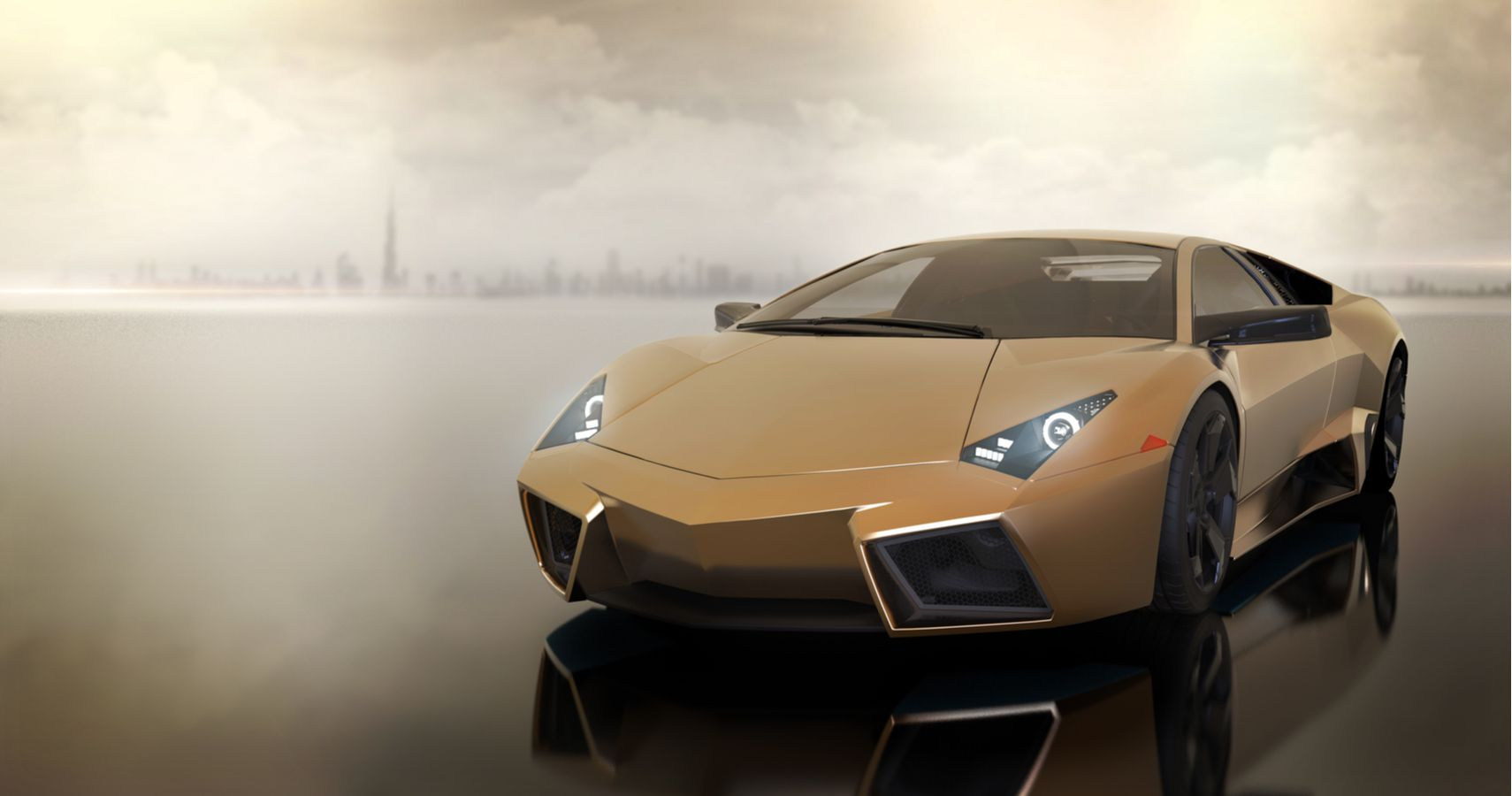 A Golden Garage: 8 Golden Cars In The Expensive Collection Of The Saudi Prince