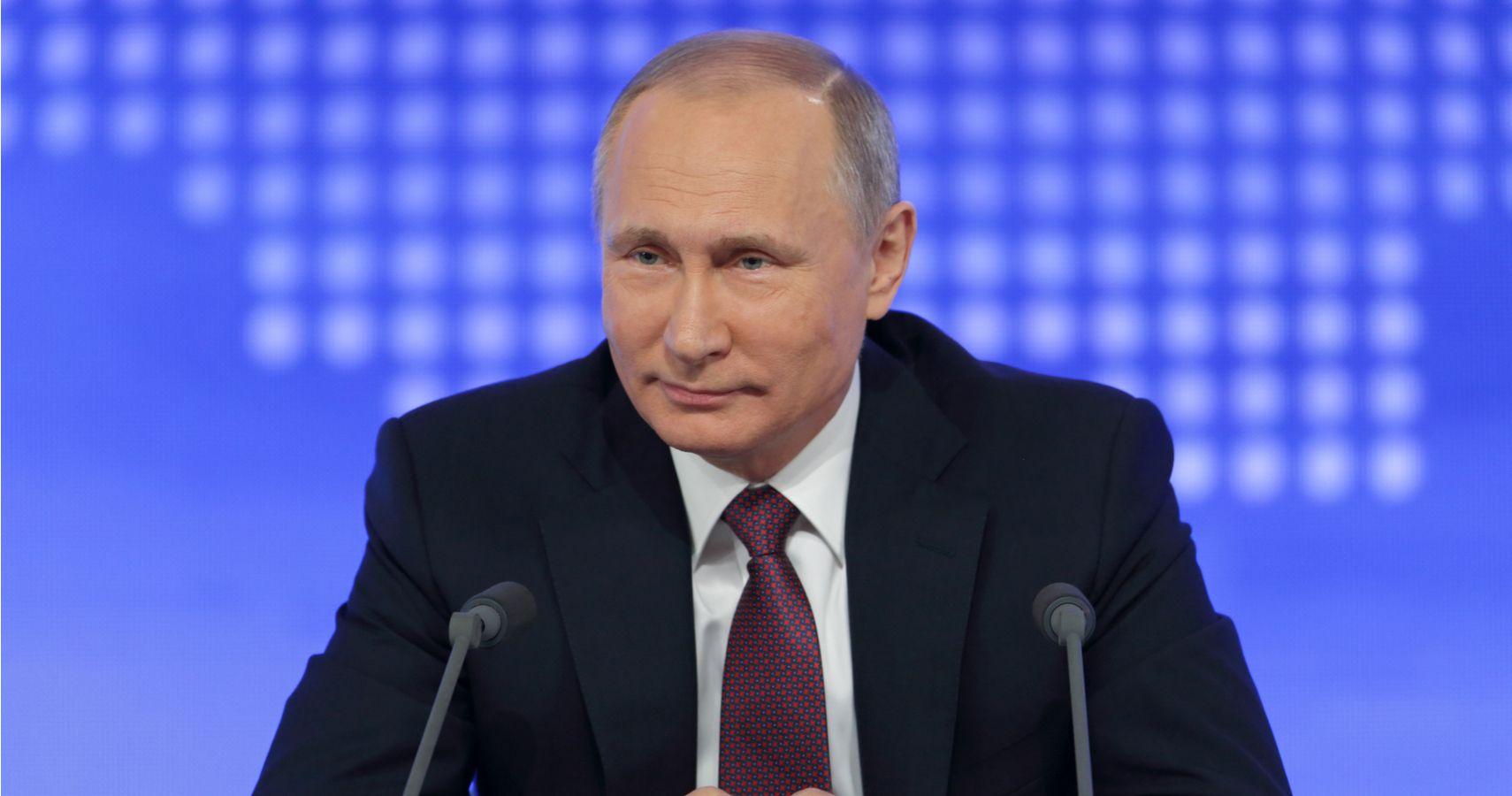 A Peek Inside Vladimir Putin's $125 Million Dollar Yacht Collection