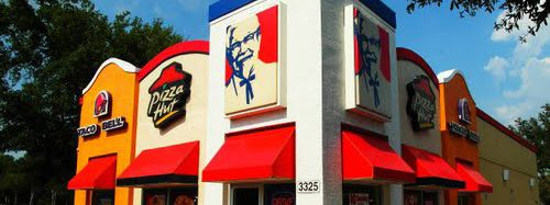 The Top 10 Biggest Chain of Fast Food Restaurants in the World