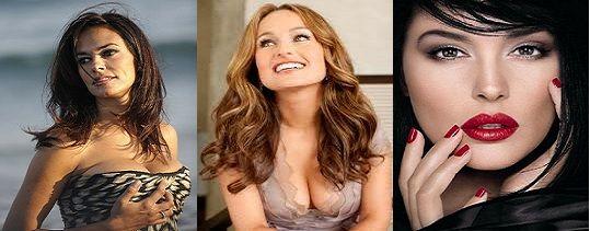 Most Beautiful Women Celebrities in Italy