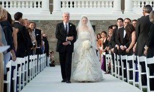 Bill Clinton's Daughter's Wedding