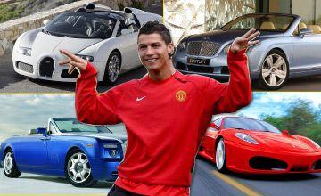 Cristiano Ronaldo's Cars
