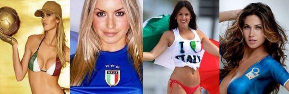 Top Ten Most Beautiful Italian Women