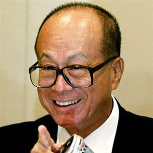 Li Ka-shing Net Worth