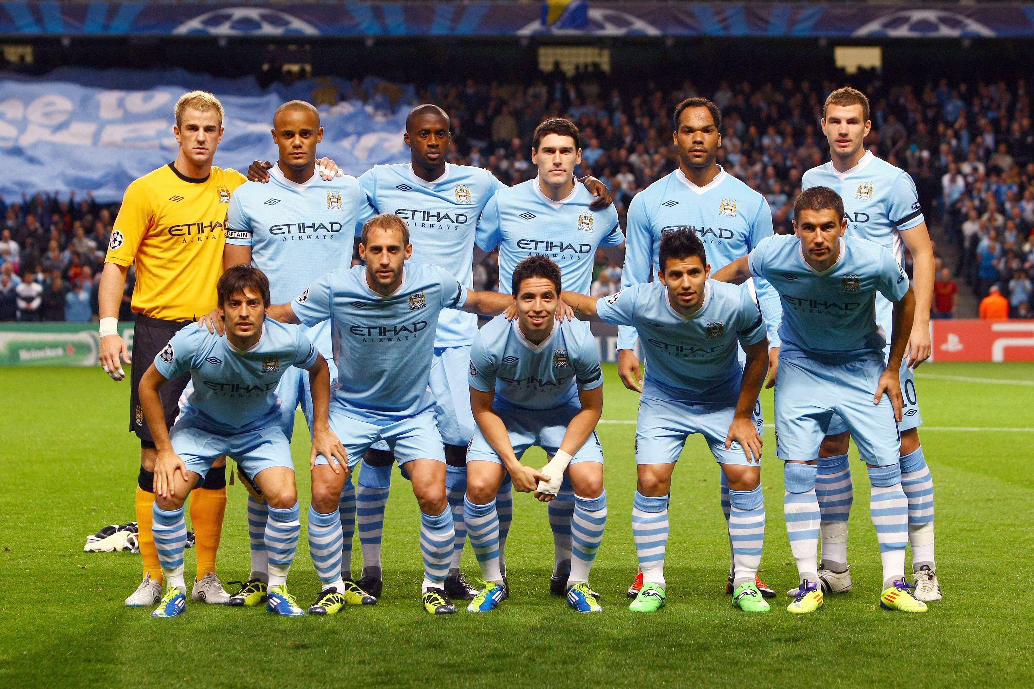 Equipe Manchester City