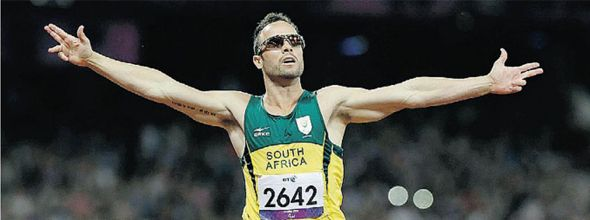Oscar Pistorius Talks about Lover Dying in Arms