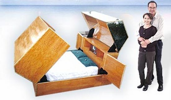 Quantum Sleeper Bed