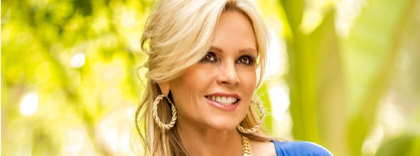 Housewife Tamra Barney Talks About Her New Fitness Program