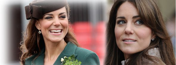 Kate Informs Admirers about Baby's Movements