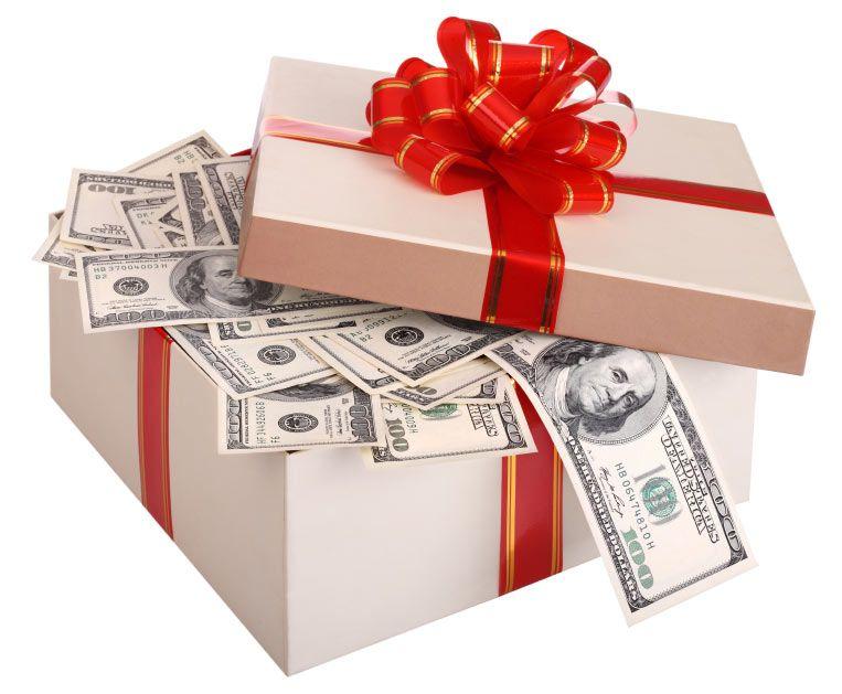 gift-of-cash