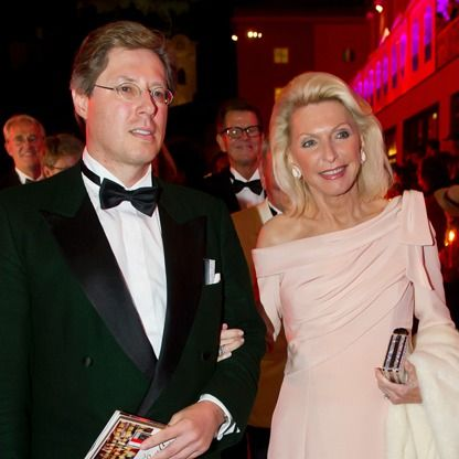 Maria-Elisabeth and Georg Schaeffler Net Worth