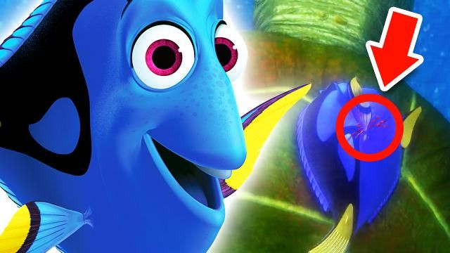 10 Biggest Mistakes In Pixar Movies They Hope You Missed