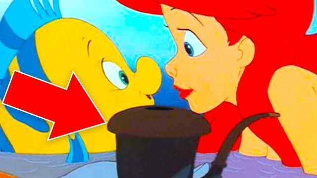 10 Disney Scenes That Would Be Banned Today